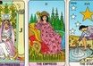 predict you with tarot cards, 3 questions