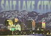 send you a postcard from Salt Lake City, Utah