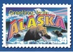 send you a postcard from Alaska