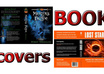 design book cover,banner,timeline,coverpage and any graphic work