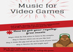 send one original royalty free ELECTRONIC music for your indie video game small1