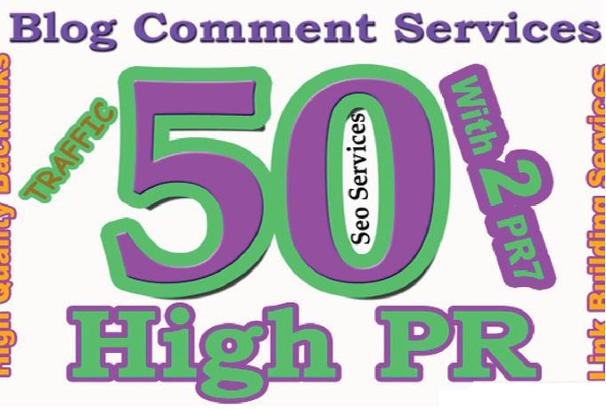 manually Create 50 Actual Page High PR Backlink 1xPR7 2xPR6 15xPR4 32xPR3 links