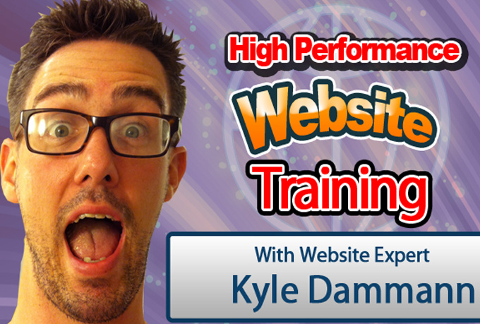 teach you how to build an awesome website