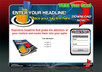 give you 3 x Audio Squeeze Page