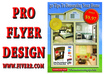 create an AMAZING professional flyer for your product or business