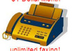 show you unlimited incoming faxing with phone number