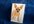 mail you 2 Fawn Chihuahua dog luggage tags