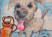 draw a caricature of your pet small1