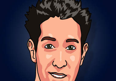 Greatartist will cartoonize your face for $5, only on fiverr.