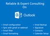 provide you 1 hour support on MS Outlook 2003, 2007, 2010 or 2013