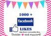 you 2500+ Permanent Active Facebook Likes Or Fans To Your Facebook Fanpages in 24 hours
