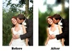 enhance your wedding or engagement photo