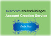 create Create 30 Accounts on Any Website Of Your Choice, Quick Turn Around Time, Custom Usernames and Password Can be Chosen