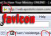 create a favicon for your website or blog small1
