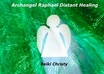 give you an Archangel Raphael distant healing session
