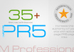 give your site 35 PR5 links from PR5 pages