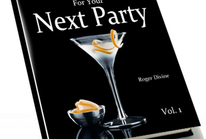 send you my ebook 101 Trendiest drinks For Your Next Party