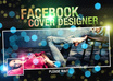 create AWESOME Facebook Cover And Promote Your Fanpage To 10,000 Twitter Followers Within 24 Hours Free Revision for Timeline Cover Photo