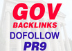 create 5 PR9 Dofollow GOV Redirect Backlinks From Unique American PR9 Gov Sites