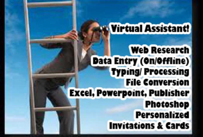 do your 2 hours data entry, collection and web research of any given topic