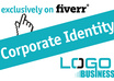 design a draft of your CORPORATE identity based on the logo I designed for you