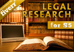 do legal research for you
