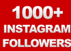give You 1000 Instagram Followers To Your Account, Fast Instagram Followers